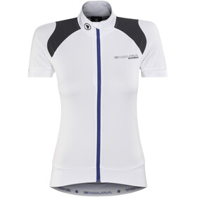 Endura Hyperon Short Sleeve Jersey Women white